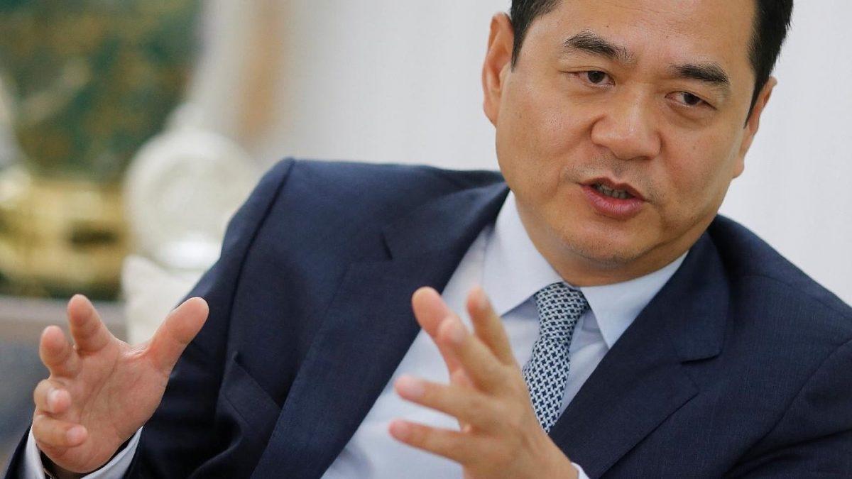 Governadores vão agradecer ao embaixador chinês o empenho para ajudar o Brasil com a vacina