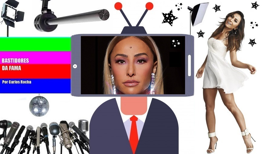 "Novo reality de Sabrina Sato vai se chamar ""Ilha Record"""