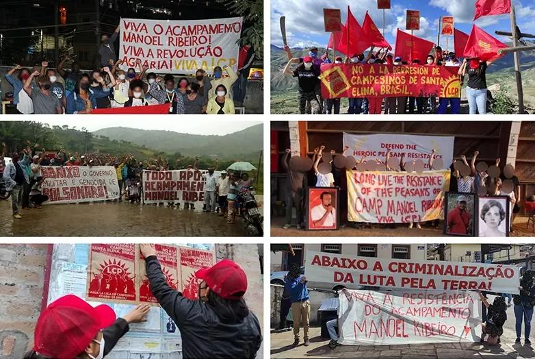 Tribuna da Imprensa Livre se solidariza com o Movimento Camponês em defesa da vida. Siro Darlan e Daniel Mazola assinam o manifesto