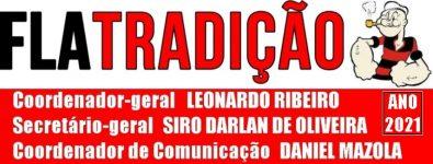 BLOG OFICIAL DO FLATRADIÇÃO - Movimento Tradição & Juventude do Flamengo