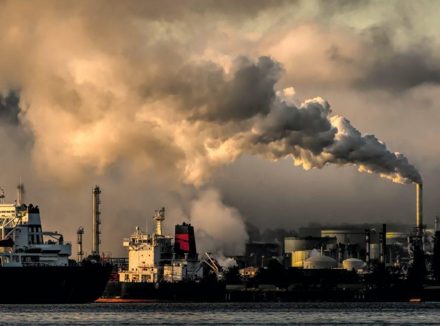 Concentração de CO2 na atmosfera atinge maior nível em 63 anos