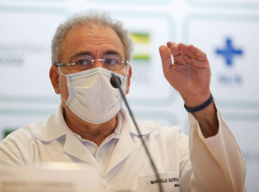 """Deputado aciona Justiça contra Copa América no Rio; """"Não haverá esforço para vacinar atletas"""", diz Queiroga"""