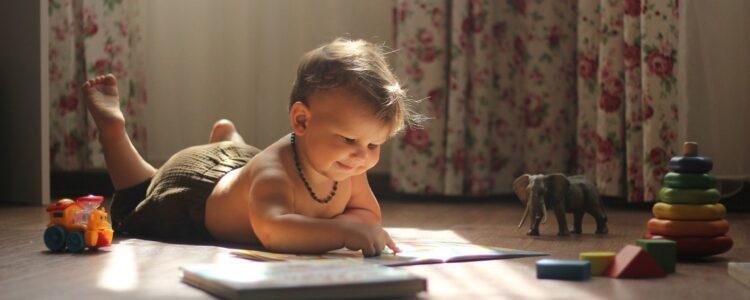 Livros – por que amá-los desde cedo?