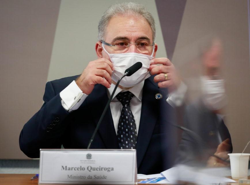 Ao depor pela segunda vez à CPI, Queiroga criou 'neonegacionismo', diz o relator Renan Calheiros