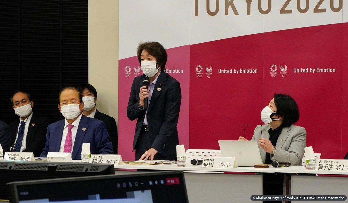 Conselho de Tóquio 2020 debate vacinas, mas não novo adiamento