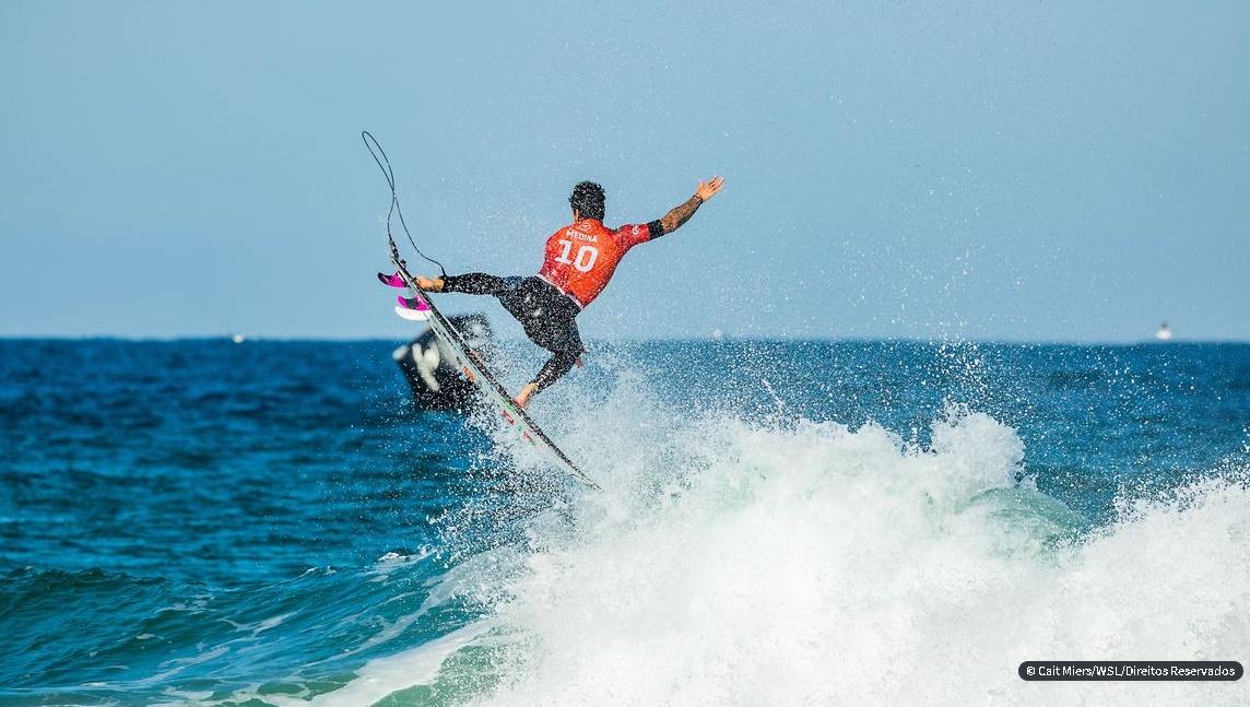 Surfe: etapa do circuito mundial no RJ é cancelada devido à pandemia