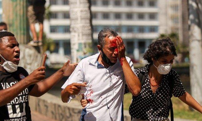 Gilmar Mendes critica 'despreparo policial' em atos de 'truculência' que ocorreram no Recife