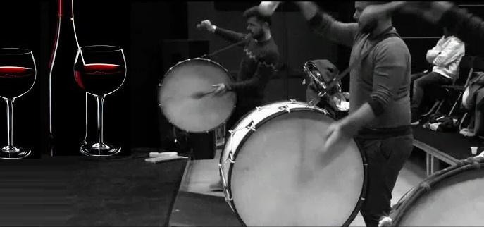 Que rufem os tambores!