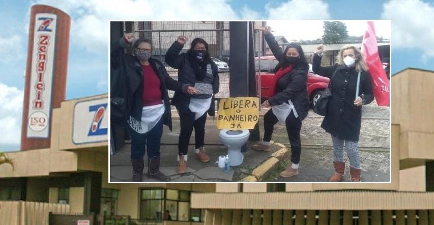 Após trabalhadora urinar nas calças, Calçados Zenglein suspende produção por 3 dias