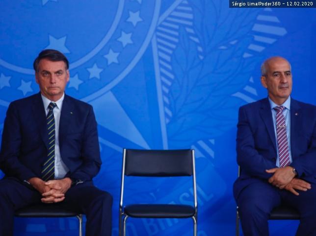 De saída da Casa Civil, Ramos é o campeão de reuniões com Bolsonaro em 2021