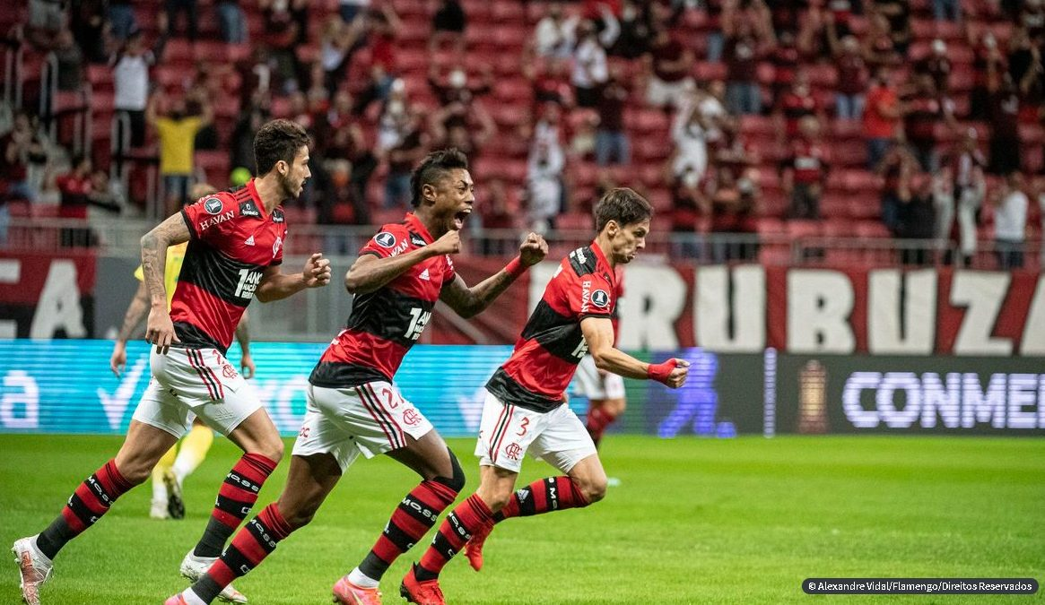 Libertadores: Flamengo bate Defensa y Justicia e avança; Palmeiras confirma Choque-Rei nas quartas de final