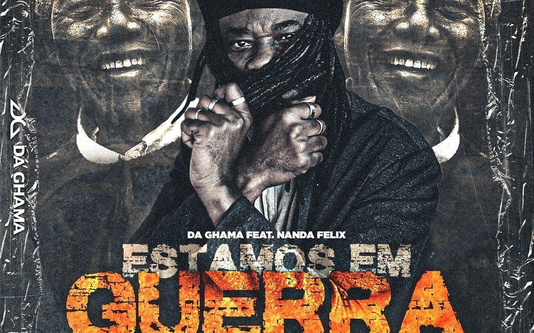 """Da Ghama, fundador do Cidade Negra, lança videoclipe """"Estamos em Guerra"""""""