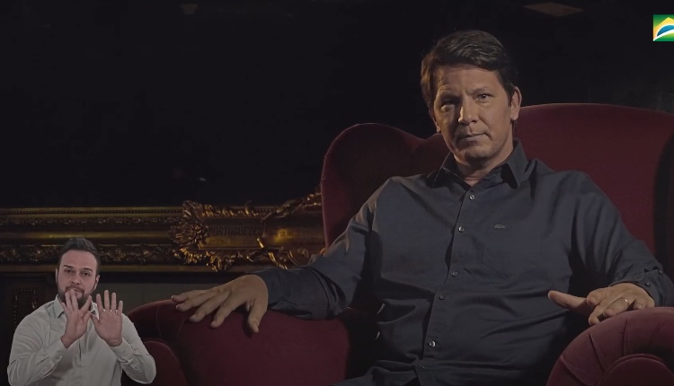 Mário Frias foge da responsabilidade sobre fogo na Cinemateca e culpa o PT