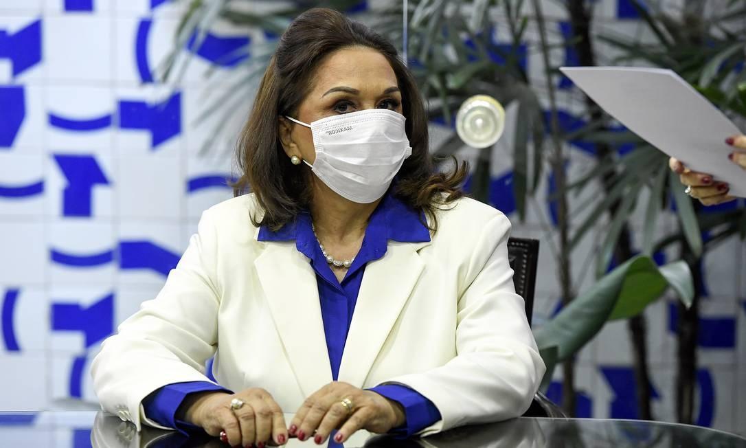 Tudo em família! Nova senadora, mãe de Ciro Nogueira, também é alvo de processos da Receita