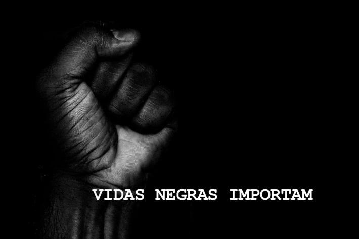 Igualdade e respeito. Vidas negras importam