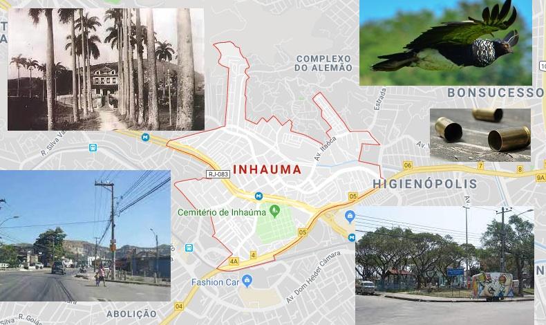 O Descaso e a História de Inhaúma