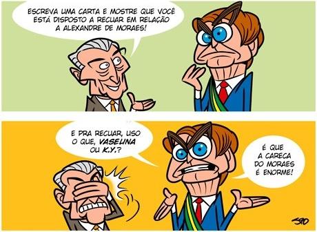 Estrebucha, Bolsonaro!