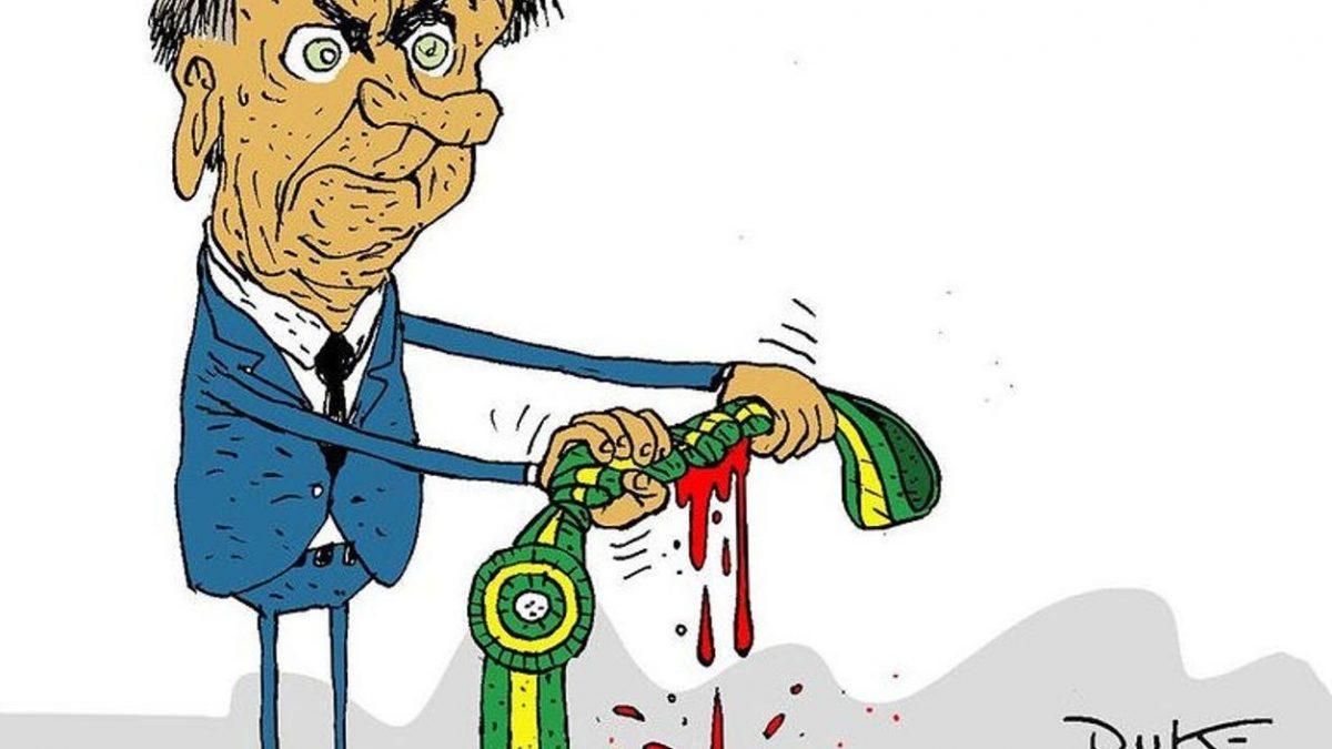 A indiferença de Bolsonaro