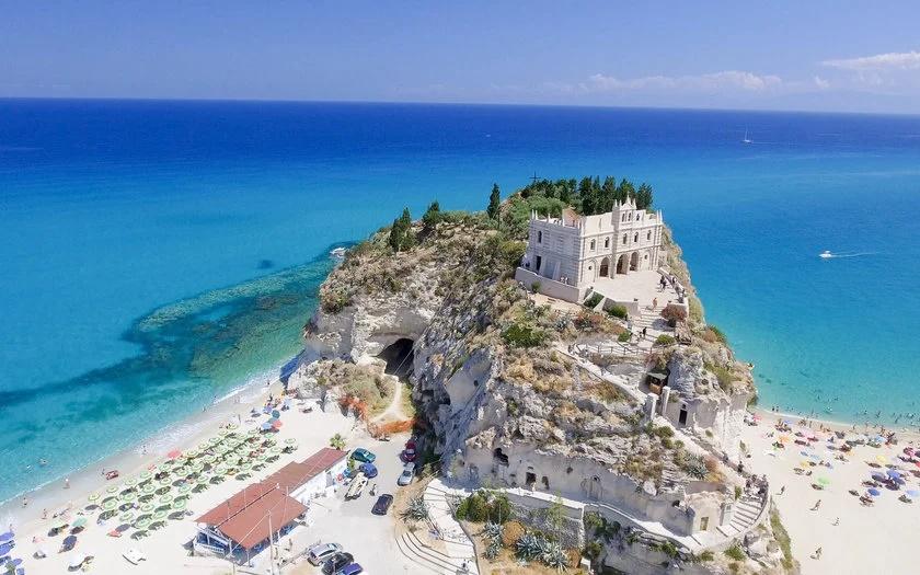 Os encantos do sul da Itália